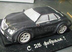 """Торт """"Машина Ягуар"""""""