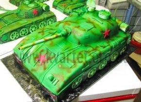 "Торт ""Танк 3"""