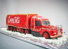 "Торт ""Coca Cola"""
