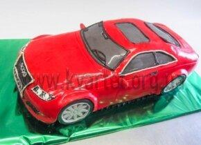 """Торт """"Машина Audi"""""""